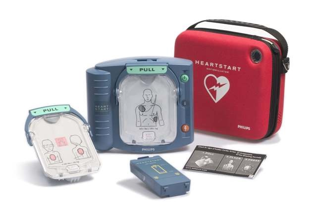 The Automated External Defibrillator Aed Is A Computerized Medical Device An Can Check Person S Heart Rhythm It Recognize That